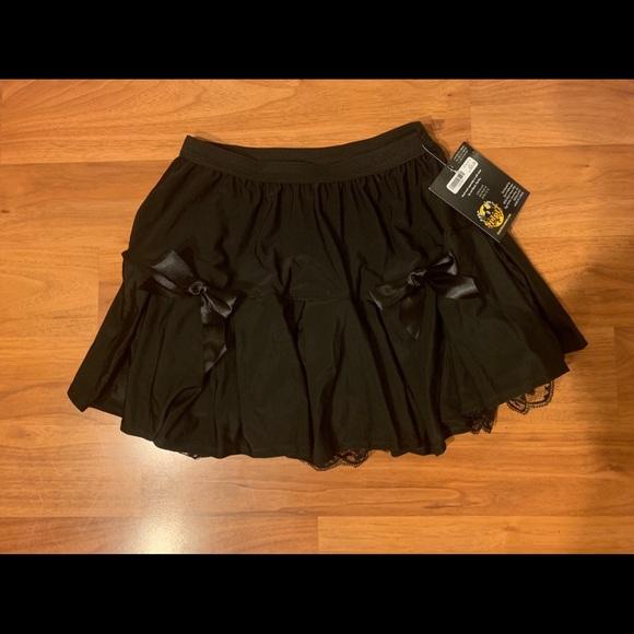 23c0df71f4 Spirit Skirts | Halloween Black Mini Skirt | Poshmark